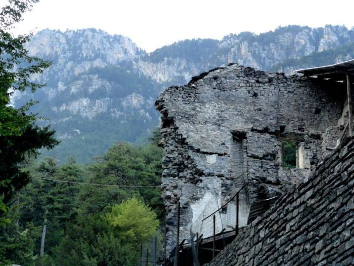 Manastirea Sf. Dionisios 1