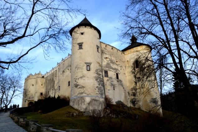 Castelul Dunajec, Niedzicy