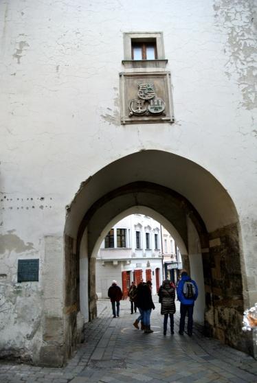 Poarta Sf. Mihail