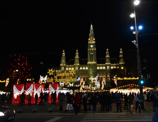 Wiener Rathaus 2