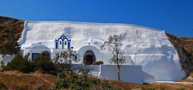 skalni kostel