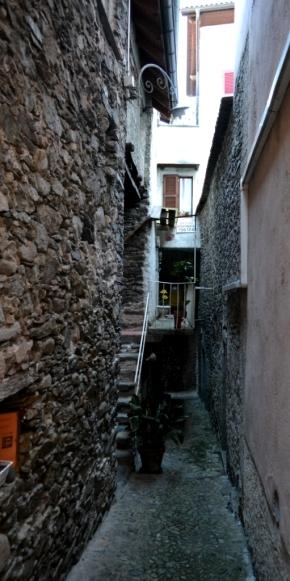 street in Intragna