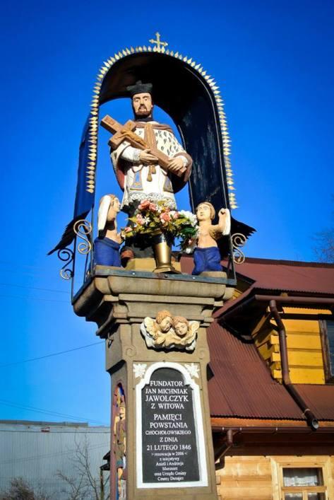 statuia Sfântului Nepomuk