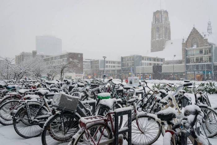 iarna Olanda 2